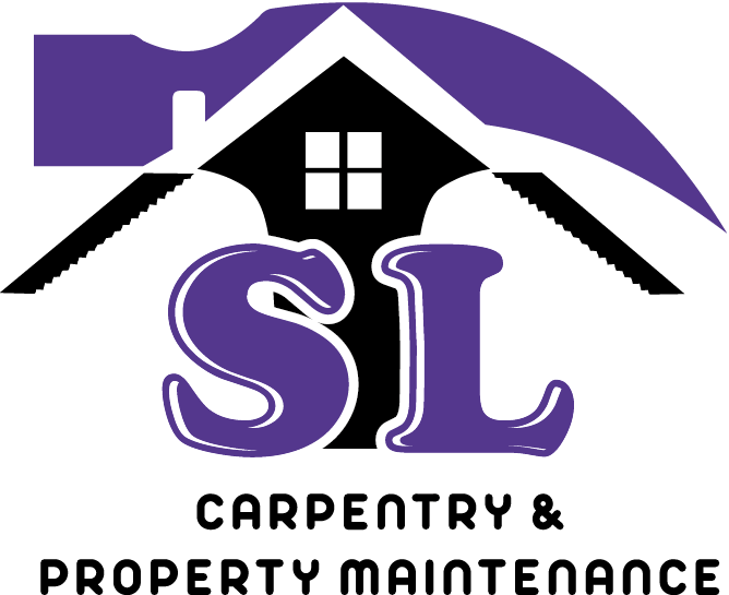SL Carpentry Logo